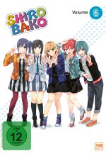 Shirobako - Volume 6/Episoden 21-24 DVD-Cover