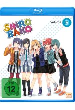 Shirobako - Staffel 2.3/Episoden 21-24 Blu-ray-Cover