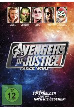 Avengers of Justice - Farce Wars DVD-Cover