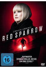 Red Sparrow DVD-Cover