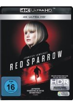 Red Sparrow  (4K Ultra HD) Cover