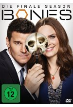 Bones - Season 12  [3 DVDs] DVD-Cover