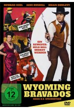 Wyoming Bravados DVD-Cover