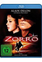 Zorro Blu-ray-Cover