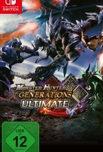 Monster Hunter Generations Ultimate Cover