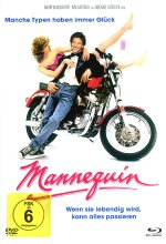 Mannequin - Mediabook/Collector's Edition (+ DVD) Blu-ray-Cover