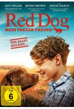 Red Dog - Mein treuer Freund DVD-Cover