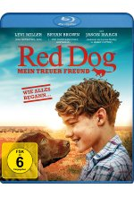 Red Dog - Mein treuer Freund Blu-ray-Cover