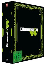 Dimension W - DVD 1 - Mit Sammelschuber  [LE] DVD-Cover