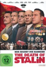 The Death of Stalin DVD-Cover
