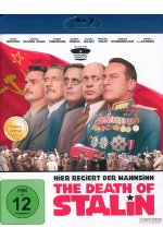 The Death of Stalin Blu-ray-Cover