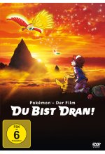 Pokemon - Der Film: Du bist dran! DVD-Cover