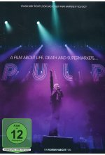 Pulp - A Film About Life, Death and Supermarkets DVD-Cover