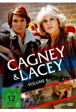 Cagney & Lacey - Volume 6  [6 DVDs] DVD-Cover