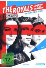 The Royals - Staffel 4  [3 DVDs] DVD-Cover