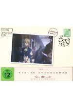 Violet Evergarden - St. 1 - Vol. 4 - Limited Special Edition DVD-Cover
