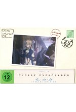 Violet Evergarden - St. 1 - Vol. 4 - Limited Special Edition Blu-ray-Cover