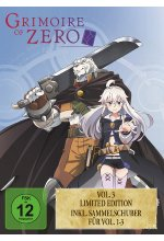Grimoire of Zero Vol. 3 - Limited Edition DVD-Cover