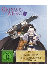 Grimoire of Zero Vol. 3 - Limited Edition Blu-ray-Cover