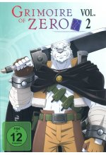 Grimoire of Zero Vol. 2 DVD-Cover