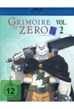 Grimoire of Zero Vol. 2 Blu-ray-Cover