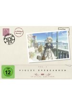 Violet Evergarden - St. 1 - Vol. 1 - Limited Special Edition DVD-Cover