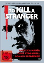 To Kill a Stranger DVD-Cover