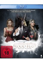 Blood Feast - Blutiges Festmahl Blu-ray-Cover