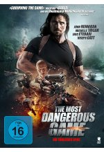 The Most Dangerous Game - Uncut DVD-Cover