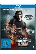 The Most Dangerous Game - Uncut Blu-ray-Cover