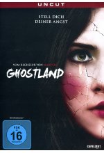 Ghostland - Uncut DVD-Cover