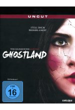 Ghostland - Uncut Blu-ray-Cover