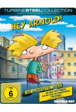 Hey Arnold! - Die komplette Serie -  LimitierteTurbine Steel Collection (SD on Blu-ray)  [2 BRs] Blu-ray-Cover