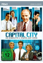 Capital City - Staffel 2  [3 DVDs] DVD-Cover