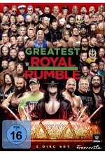 Greatest Royal Rumble  [2 DVDs] DVD-Cover