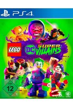 LEGO - DC Super-Villians Cover