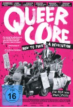 Queercore - How to Punk a Revolution DVD-Cover
