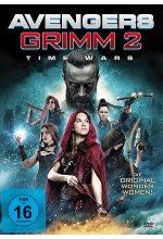 Avengers Grimm 2 - Time Wars  (Uncut) DVD-Cover