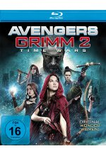 Avengers Grimm 2 - Time Wars  (Uncut) Blu-ray-Cover
