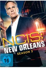 NCIS: New Orleans - Season 3  [6 DVDs] DVD-Cover