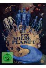 Der wilde Planet - Limited Edition Mediabook  (Blu-ray + 2 DVDs) Blu-ray-Cover