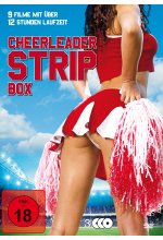 Cheerleader Strip Box  [3 DVDs] DVD-Cover