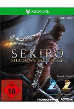 Sekiro - Shadows Die Twice Cover