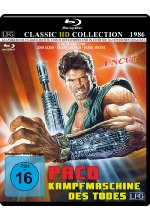 Paco - Kampfmaschine des Todes - Uncut - Classic HD Collection # 10 (mit Wendecover) Blu-ray-Cover