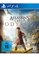 Assassin's Creed Odyssey Cover