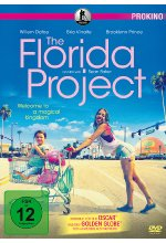 The Florida Project DVD-Cover