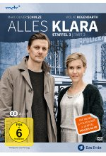 Alles Klara - Staffel 3 - Part 2  [2 DVDs] DVD-Cover