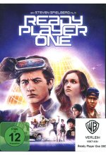 Ready Player One DVD-Cover