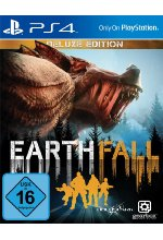 Earthfall (Deluxe Edition) Cover