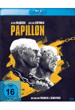 Papillon Blu-ray-Cover